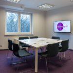 Gotowe biuro Biznes Spot – sale konferencyjne