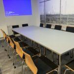 Dwie nowe sale konferencyjne koło Marriotta – szczegóły