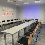 Dwie nowe sale konferencyjne koło Marriotta już gotowe